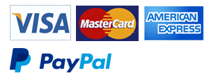 Logos for Visa, Master Card, AMEX, PayPal and Zelle to show the payment methods accwepted by this mobile mechanic in Bakersfield